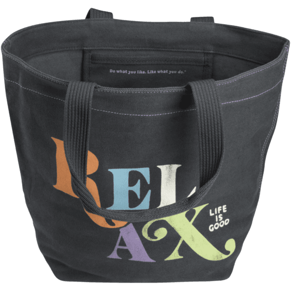 Relax All Good Tote Bag