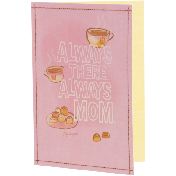 Always There Always Mom Card