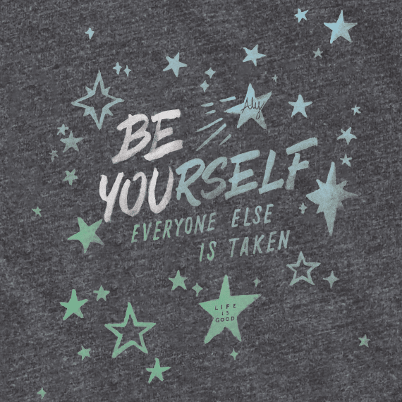 Women's Be Yourself Aly Tee