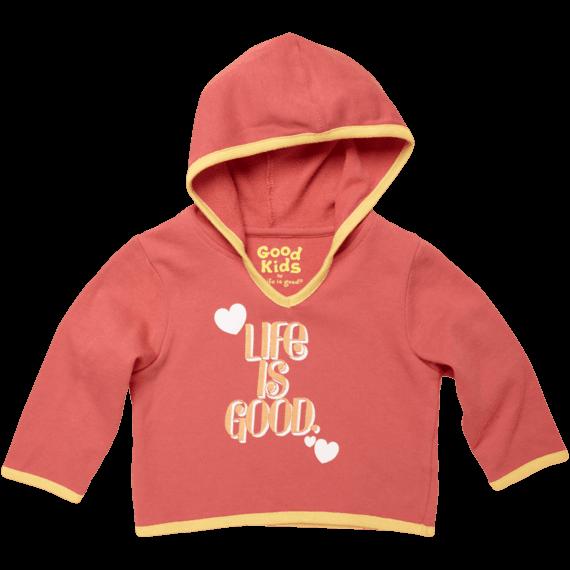 LIG Heart Baby Hoodie
