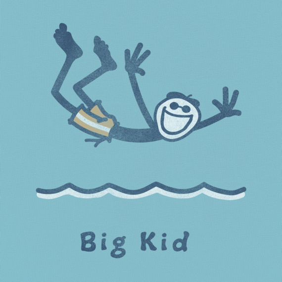 Men's Big Kid Crusher Tee