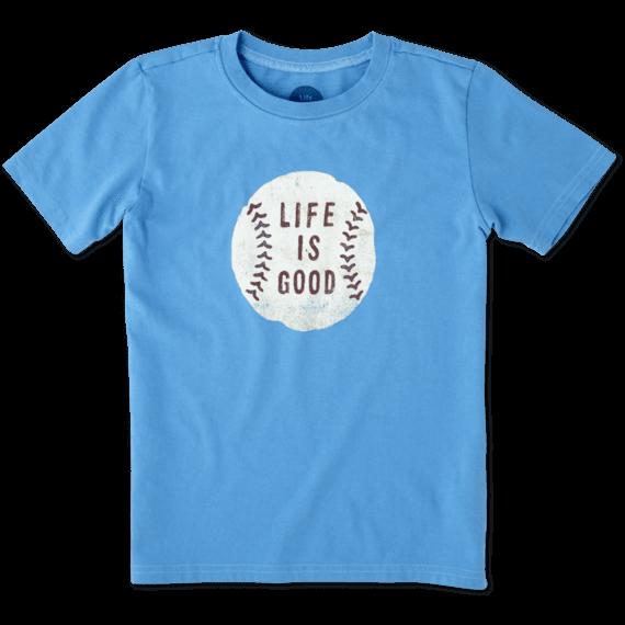 Boys Baseball Tee