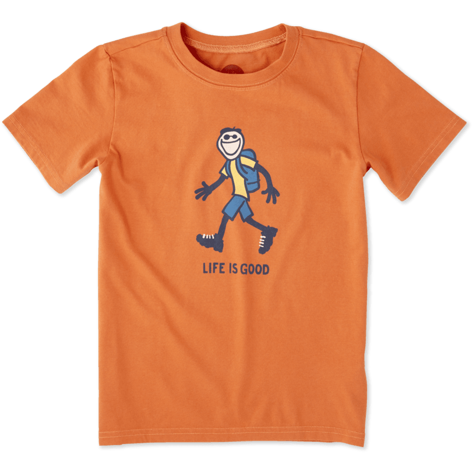 Boys Hike Crusher Tee