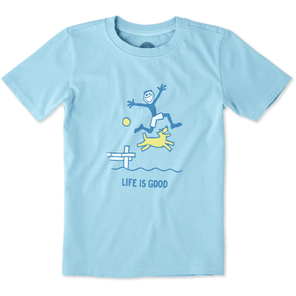 Boys Dock Jump Crusher Tee