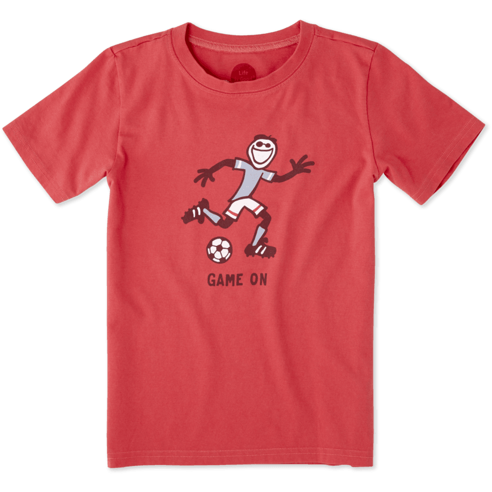 Boys Soccer Crusher Tee
