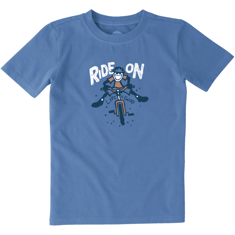Boys Jake Ride On Crusher Tee