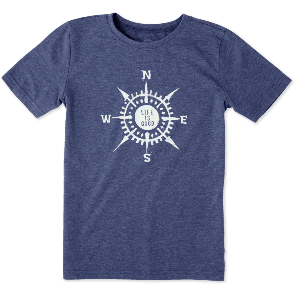 Boys Compass Cool Tee