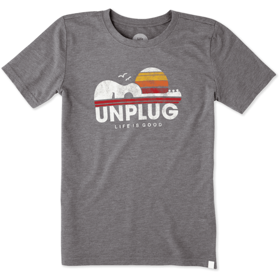 Boys Unplug Cool Tee