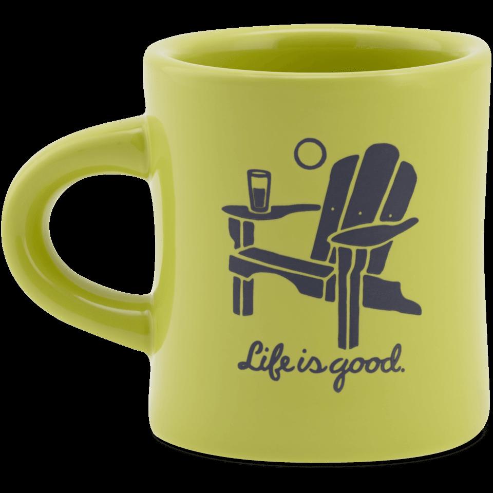 Lifeisgood Adirondack Diner Mug