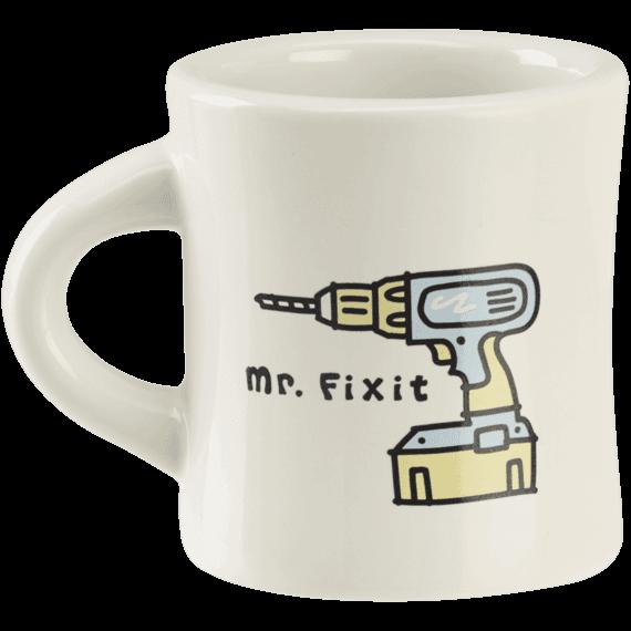 Mr. Fixit Diner Mug