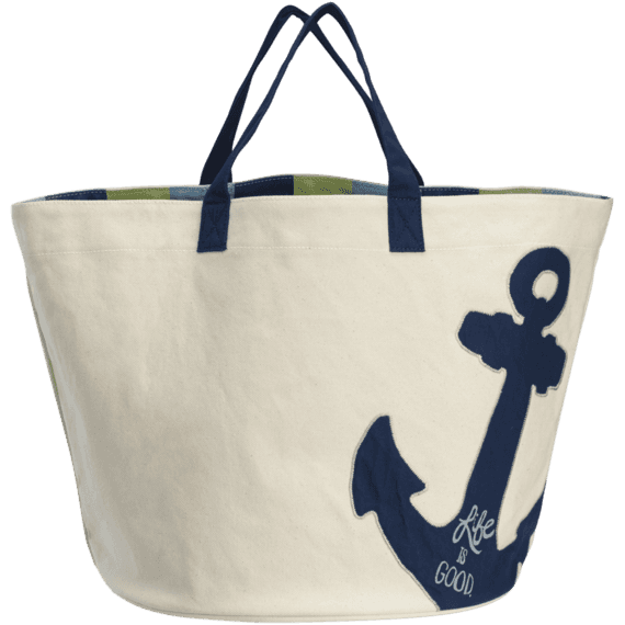 Anchor Dockside Beach Bag