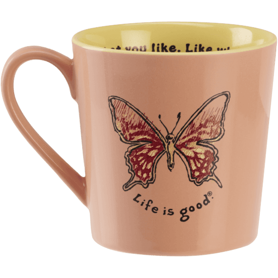 Butterfly Everyday Mug
