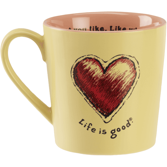 Heart Everyday Mug