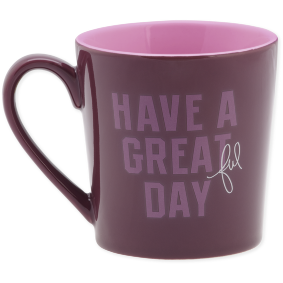 Greatful Day Everyday Mug