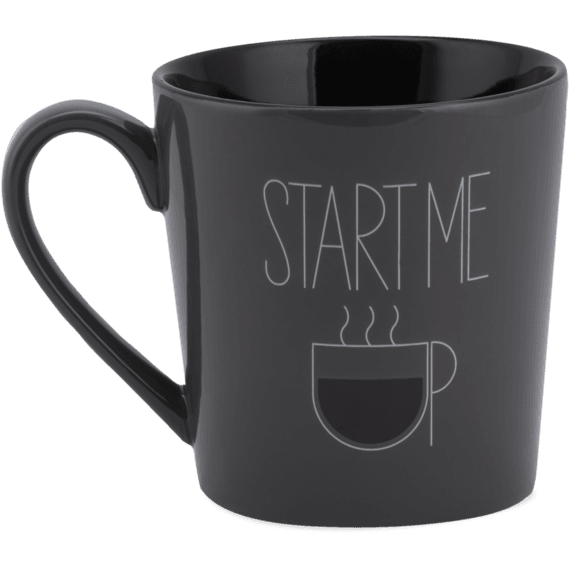 Start Me Up Everyday Mug