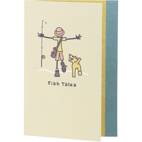 Fish Tales Card