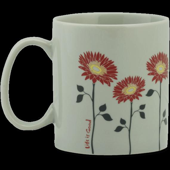 Flowers Jake's Mug