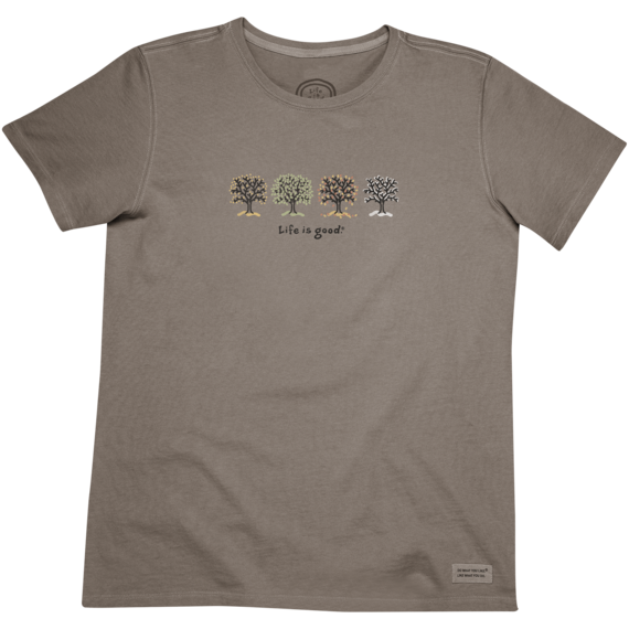 Women's Four Seasons Tree Crusher Tee