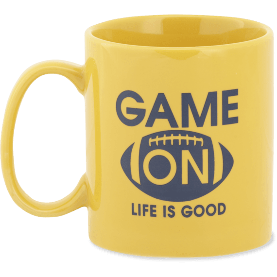 Game On Football Jake's Mug