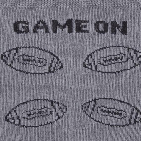 Game On Football Men's Crew Socks