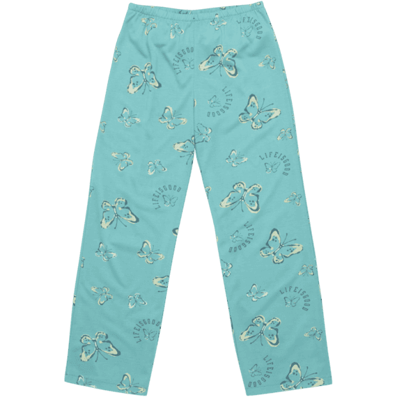 Girls' Butterfly Sleep Pant