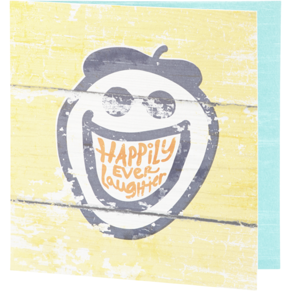 Happily Ever Laughter Card