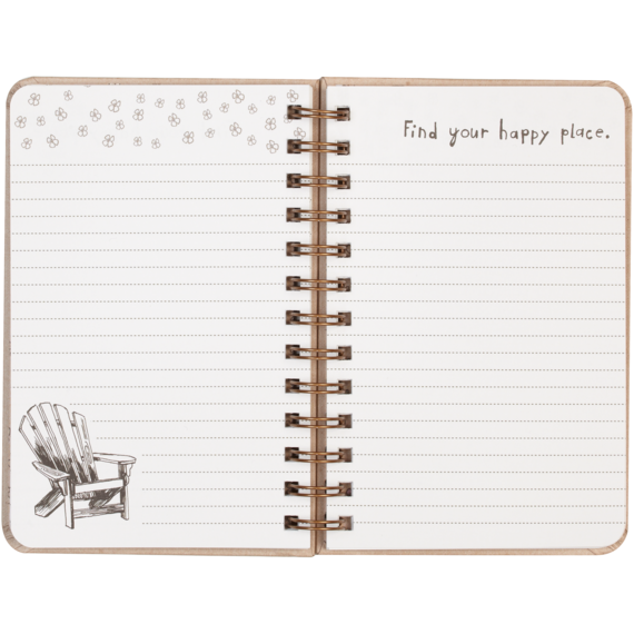 Happy Place Journal