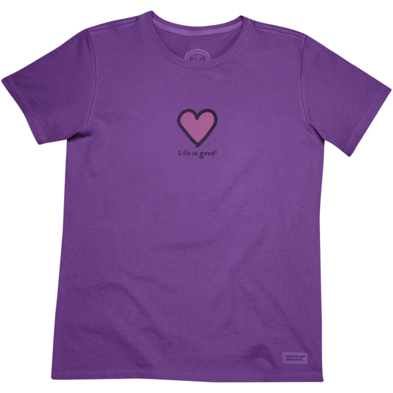 Women's Heart Crusher Tee