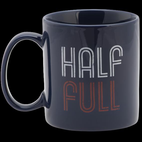 Half Full Jake's Mug