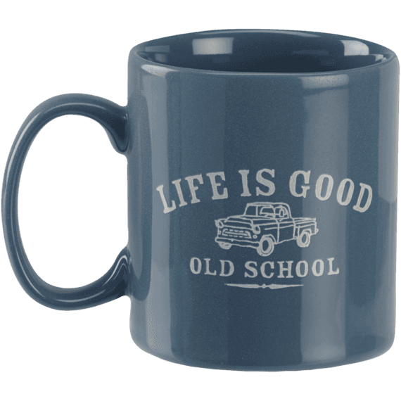Old School Jake's Mug