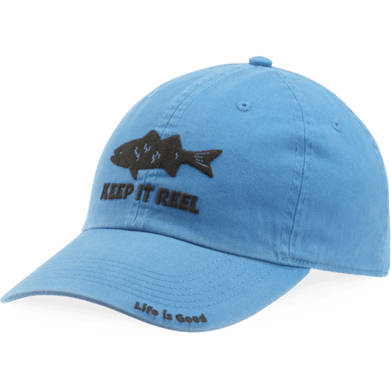 Women 39 s hats life is good official site for Keep it reel fishing