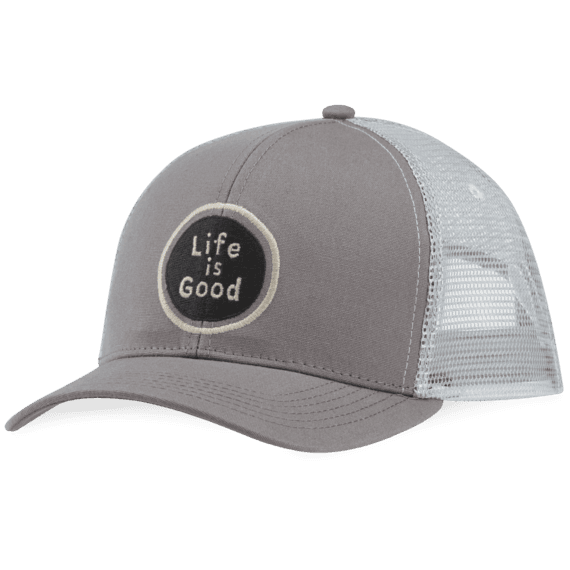 LIG Circle Hard Mesh Back Chill Cap