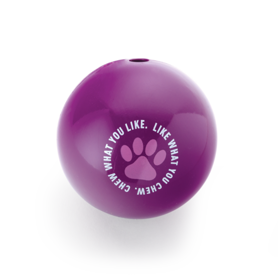 Large Rocket Ball Paw Dog Toy