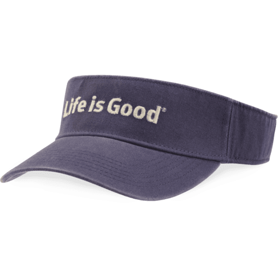 Life is Good Visor