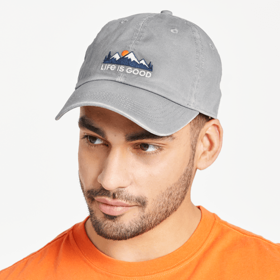Life is Good Mountains Chill Cap