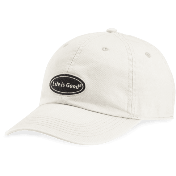 Life is Good Oval Chill Cap