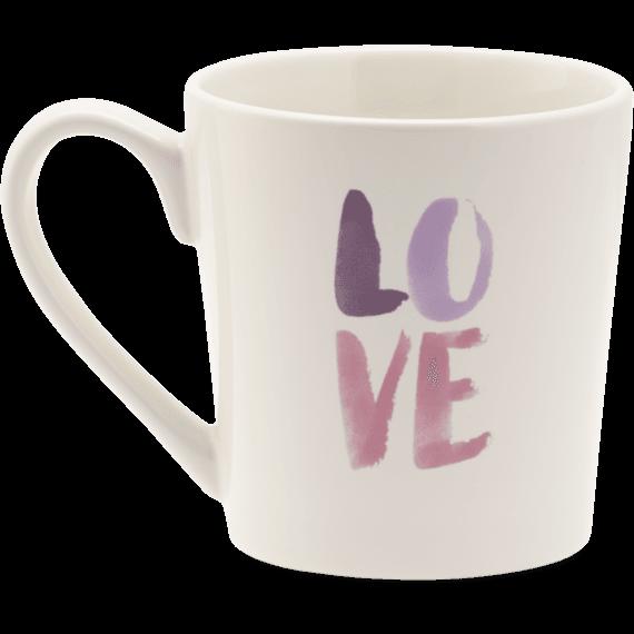 Love Watercolor Everyday Mug
