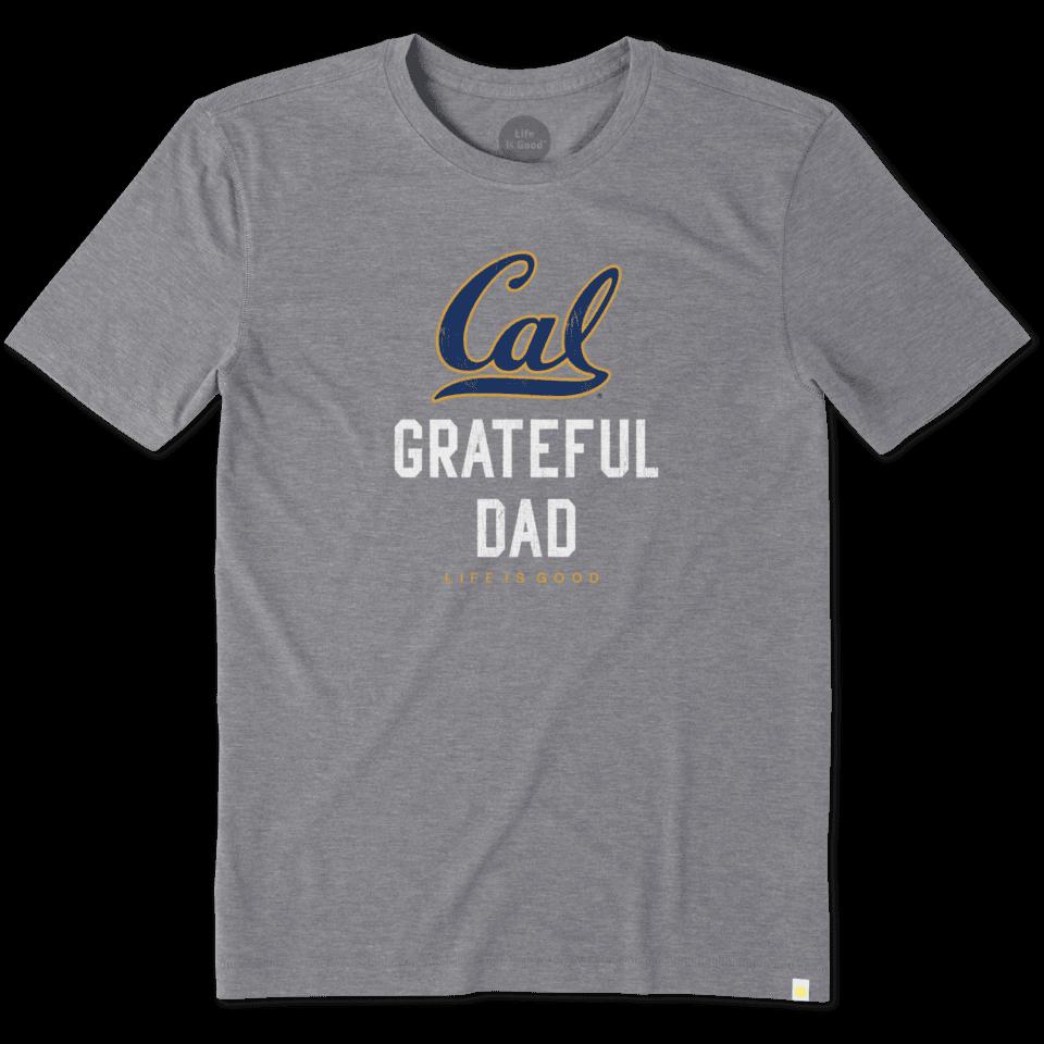 Mens Berkeley Grateful Dad Cool Tee