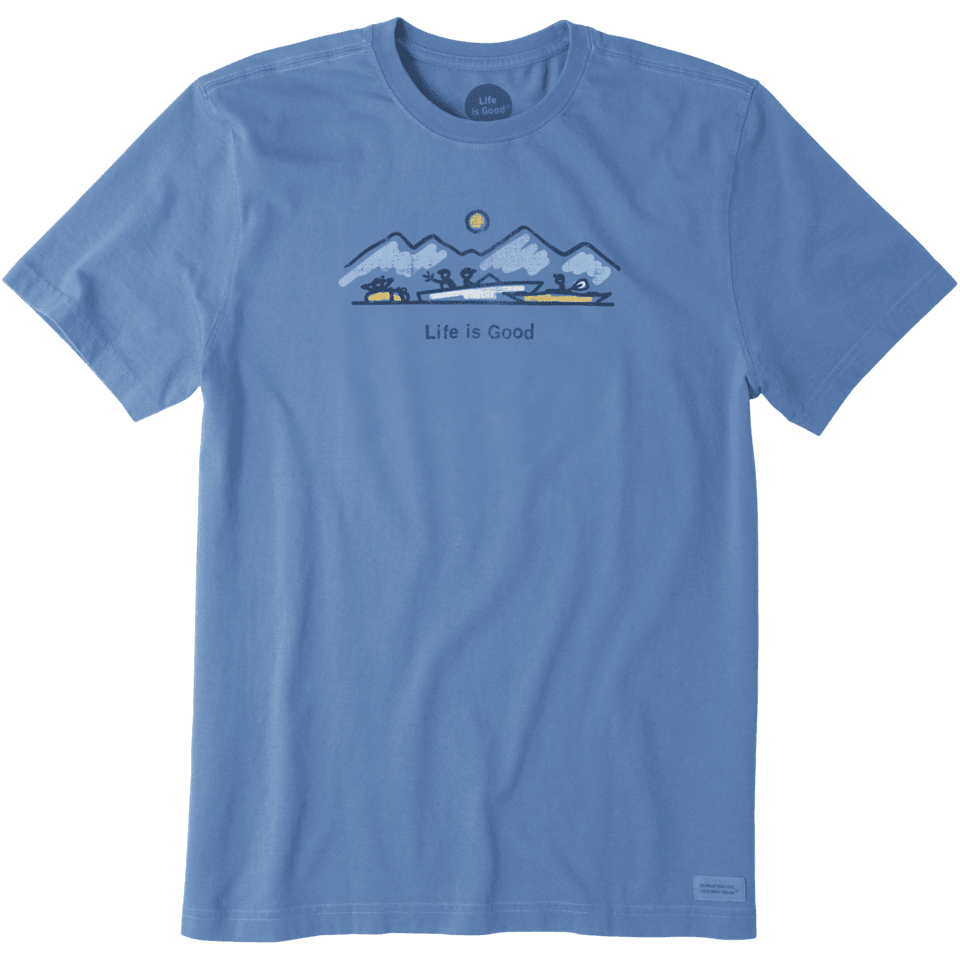 Mens Boat Party Crusher Tee
