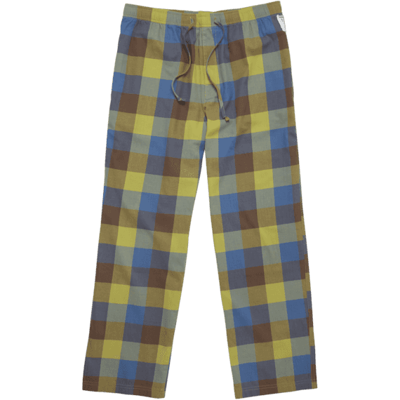 Men's Classic Plaid Sleep Pant