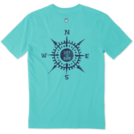 Men's Compass Crusher Tee
