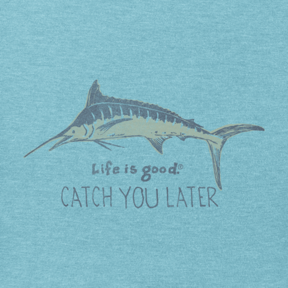 Men's Catch You Later Cool Tee