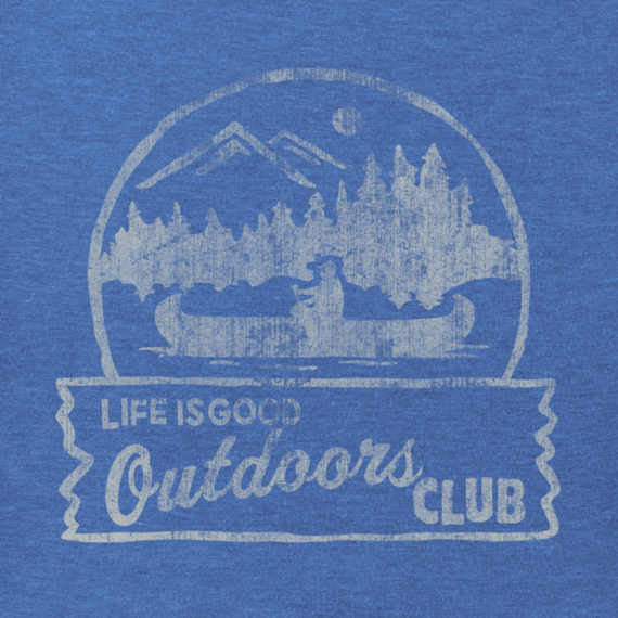 Men's Outdoors Club Cool Tee