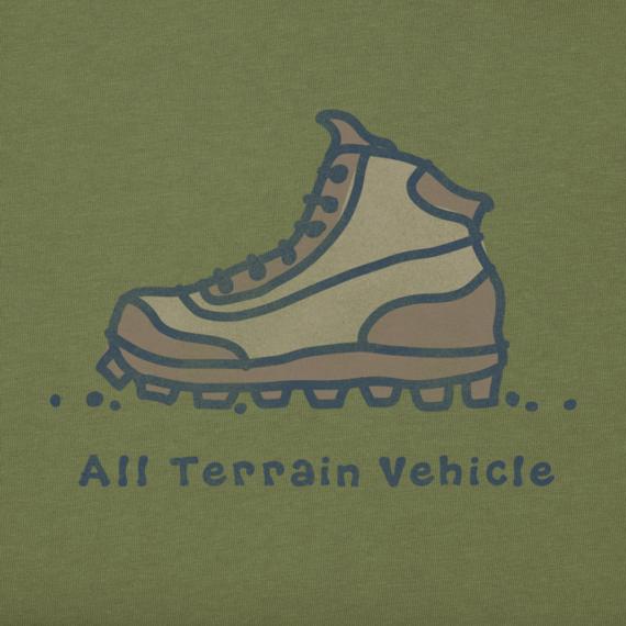 Men's All Terrain Boot Crusher Tee