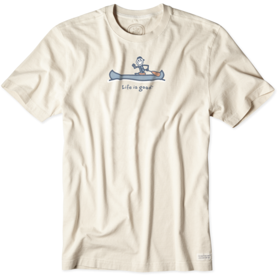 Men's Canoe Cruise Crusher Tee