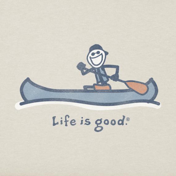 Men's Canoe Cruise Crusher Tee