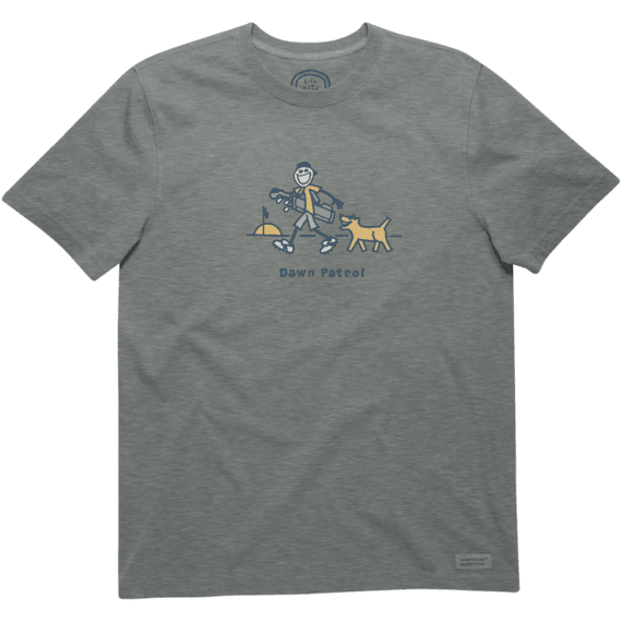 Men's Dawn Patrol Crusher Tee