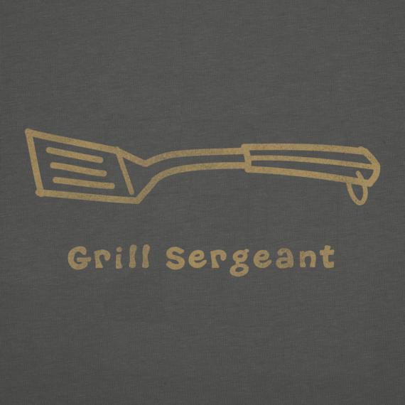 Men's Grill Sergeant Crusher Tee