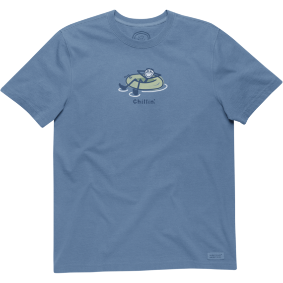 Men's Innertube Chillin' Crusher Tee