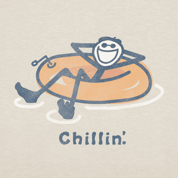 Men's Innertube Chillin Crusher Tee
